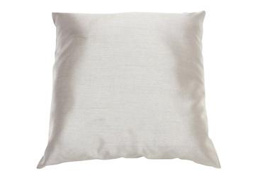 Padi dekoratiivne Silk 40x40cm, hõbe