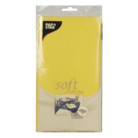 Galdauts Pap Star Soft 120x180 cm, dzeltens