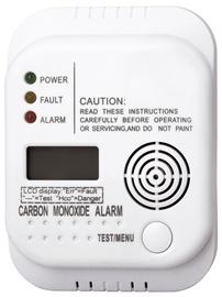 Oglekļa monoksīda detektors