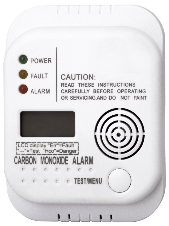 CO detektors