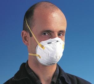 Respirators 3M FFP1-8710, 20gab.