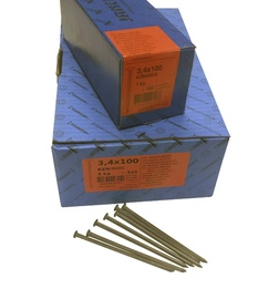 Kantnael KZN 100x3,4mm 5kg 525tk