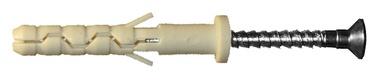 Dībelis un gremdnagla Sormat LYT 5x50mm LK SP, 200 gab.