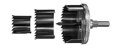 Augusaagide komplekt Bosch, 6-osaline