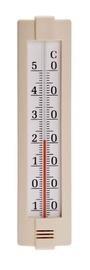 Termometrs telpām 14cm, balts