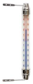Cilindrisks āra termometrs 20cm, nerūsējošais tērauds