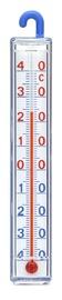 Termometrs telpām 14cm, plastmasa