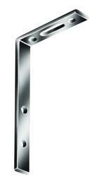 Naelutusnurk Vorman valge reguleeritav 180x55mm