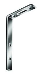Naelutusnurk Vorman valge reguleeritav 120x55mm
