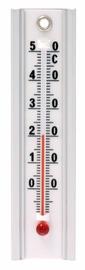 Termometrs telpām 12cm, alumīnijs
