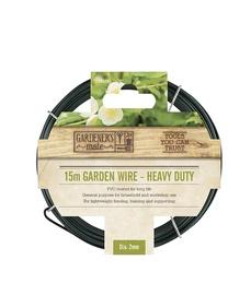 Sidumistraat Gardman, 2 mm, 15 m, roheline