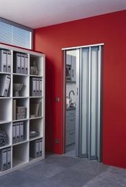 Papildus plāksne durvīm Marley New Generation, matēts alumīnijs