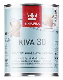 Laka kokam Tikkurila Kiva 30 EP, pusmatēta, 0,9L