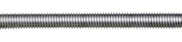 Keermelatt M8x2000 ZN tug.4,8 DIN975