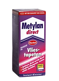 Līme flizelīna tapetēm Metylan Direct Vlies Tapeten 200g