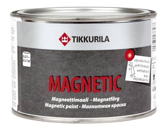 Krāsa Tikkurila Magnetic 0,5L