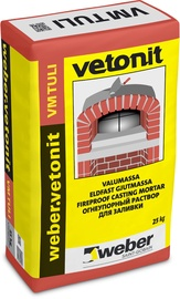 Tulekindel valusegu Weber Vetonit VM TULI 25kg