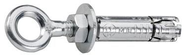 Ankur konks  M 6, kinnine, 10x40mm, 25tk/pk
