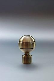 Nobeigums Dekorika Paola Ø16mm, antīks zelts