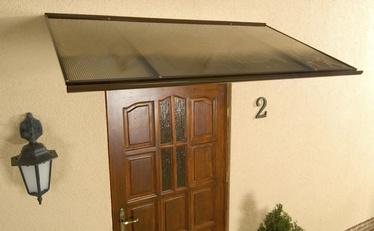 Jumtiņš Gutta Standart 160x85cm, brūns