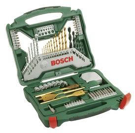 Puuride komplekt Bosch Titanium, 70-osaline