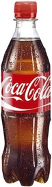 Dzēriens Coca-Cola 0,5L