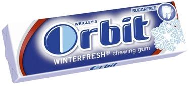Košļājamā gumija Orbit Winterfresh