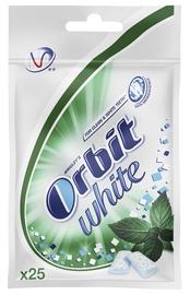 Košļājamā gumija Orbit White Spearmint, 25 gab.
