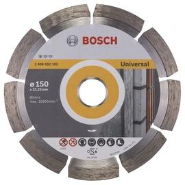 Universālais dimanta griezējdisks Bosch, 150x22,23mm