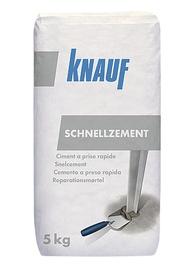Cements Knauf Schnellzement, 5kg