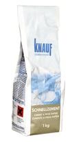Cements Knauf Schnellzement, 1kg