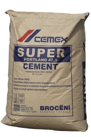 TSEMENT CEMEX SUPER CEM I42,5N 40KG