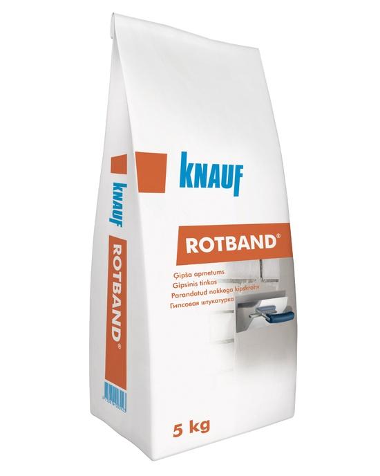 Kips-käsikrohv Knauf Rotband 5kg
