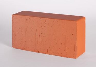 Pilnais celtniecības ķieģelis Lode, 250x120x65mm, sarkans