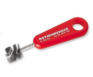 Birste vara cauruļu tīrīšanai Rothenberger 15mm