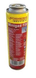BALONS GĀZES MINIGAS 100, 150 ML