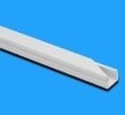 Kaablikarbik Malpro, 100x40 mm, 2 m, valge