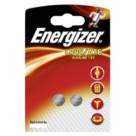 Baterija Energizer Alkaline LR44/A76, 1,5V, 2gab.