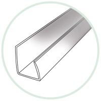 PVC nurk J12 3,0m