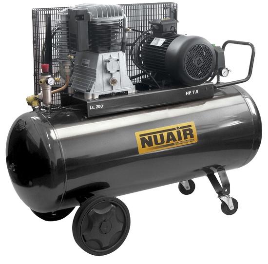 Kompresors Nuair Super V2 150l, 4kW
