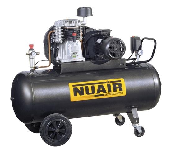 Kompressor Nuair Super V2 4,0Kw 150l 11Bar
