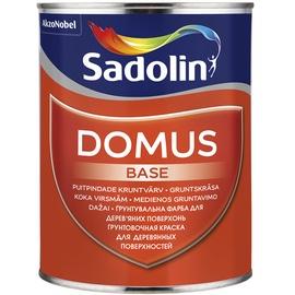 Kruntvärv Sadolin Domus Base, valge, 1 l