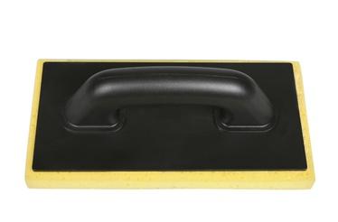 Hõõruti kummikäsnaga Hardy, kollane, 28x14 cm