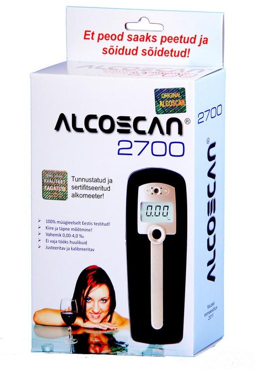 Alkomeeter Alcoscan 2700