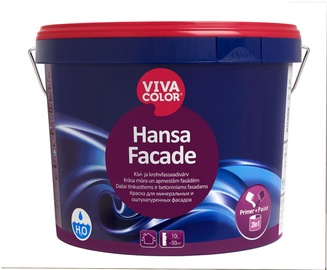Krāsa mūra fasādēm Vivacolor Hansa Facade 9L