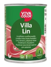 Krāsa koka fasādēm Vivacolor Villa Lin A 0,9L