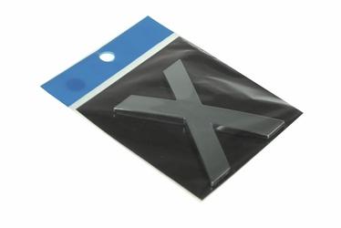 Märk kleebitav ''X'', kroom