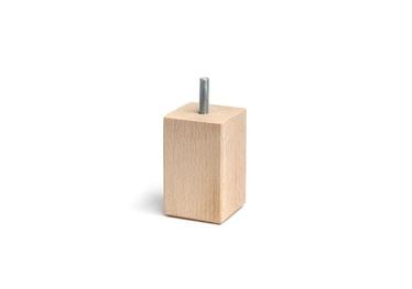 Lauajalg, puit pöök 50x50x80mm