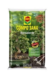 Augsnes substrāts bonsai kociņiem Compo Sana 5L
