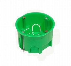 Harutoos kipsplaadile Hegel ühendatav roheline Ø68mm H46mm